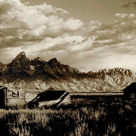 Old Homestead Cabins Wyoming