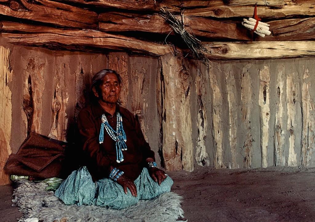17Wanderings Navajo Medicine Woman 17 of 25