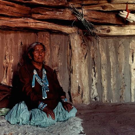 Navajo Medicine Woman
