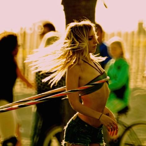 Venice Beach Hula Hoop